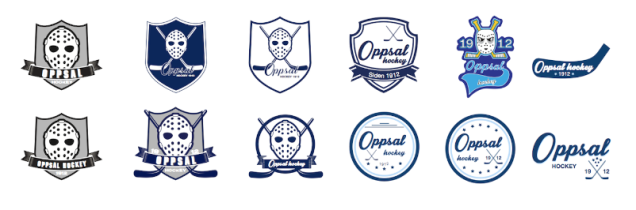 Logo suggestions for Oppsal Hockey